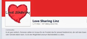 Facebook Love Sharing Linz